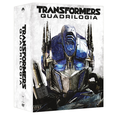Transformers Quadrilogia DVD
