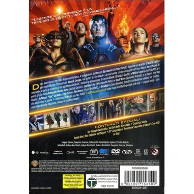 DC's Legends of Tomorrow Stagione 1 (4 DVD)