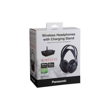 Panasonic RP-WF830E cuffia tv stereo wireless