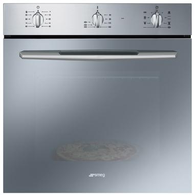 Smeg SF501XPZUE Elettrico 65L A Acciaio inossidabile forno