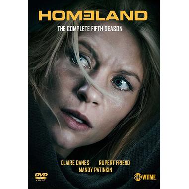 Homeland - Stagione 5 DVD