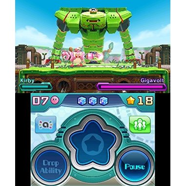 Kirby: planet Robobot + amiibo Kirby: Kirby collection- Nintendo 3DS