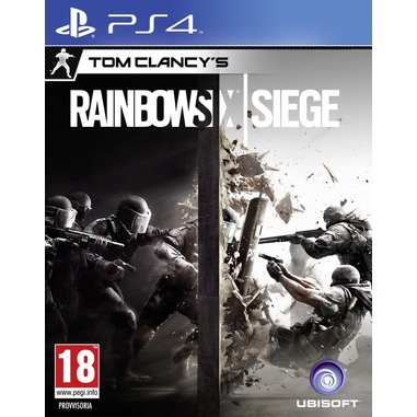 Ubisoft Tom Clancy's Rainbow Six: Siege - Playstation 4