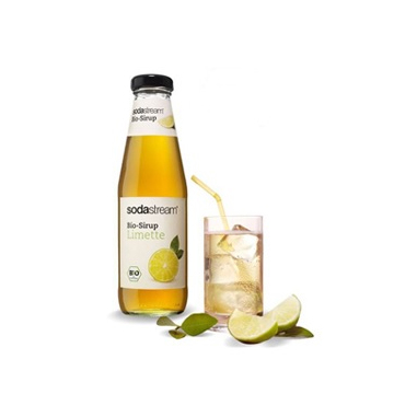 SodaStream Bio-Sirup Limette