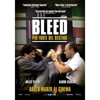 Bleed - Piu' Forte Del Destino (DVD)