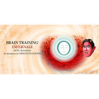 Brain Training Infernale Dott.Kawashima 3DS, videogioco