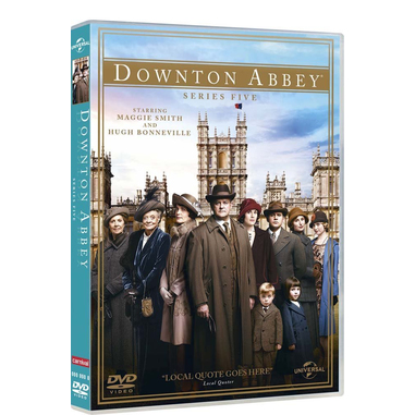Downton Abbey: Stagione 5 (DVD)
