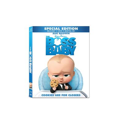 Boss Baby, Blu-ray 2D ITA