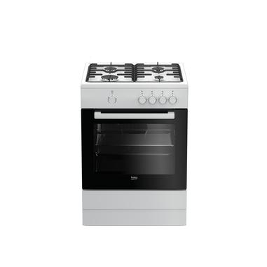 Beko FSG62000DW Libera installazione Gas A Bianco cucina   Cucine in ...