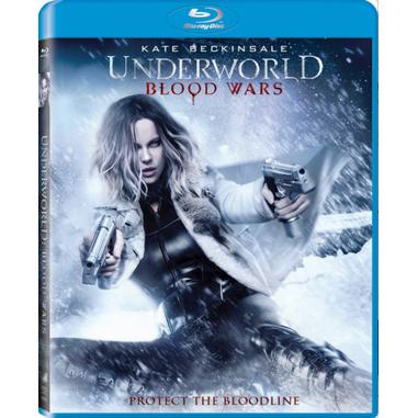 Underworld: Blood Wars, Blu-Ray Blu-ray 2D ITA