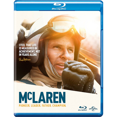 McLaren, Blu-ray 2D ITA
