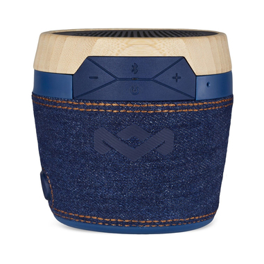 The House Of Marley Chant Mini Mono Nero, Blu, Legno