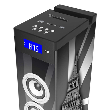 Bigben Interactive TW9LONDON2 60W altoparlante