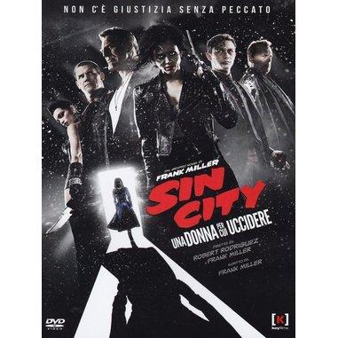 Sin City: una donna per cui uccidere (DVD)