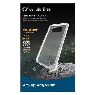 Cellularline Tetra Force Shock-Twist (Galaxy S8+)