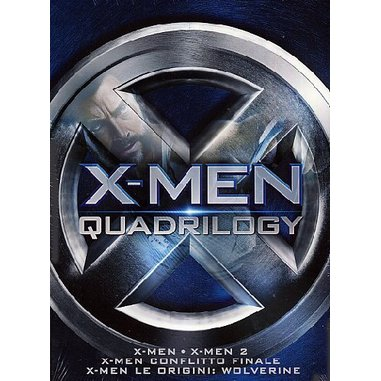 X-Men quadrilogy (DVD)