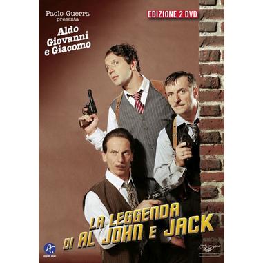 La leggenda di Al, John e Jack (DVD)