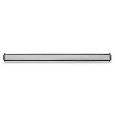 LaCie STFD1000400 1000GB Argento disco rigido esterno