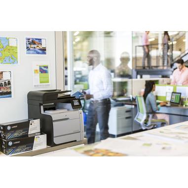 HP 312A Toner laser 2700pagine Giallo