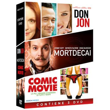 Cofanetto Commedia (DVD)