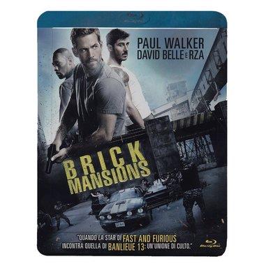 Brick Mansions (ed. imitata Metal Box) (Blu-ray)