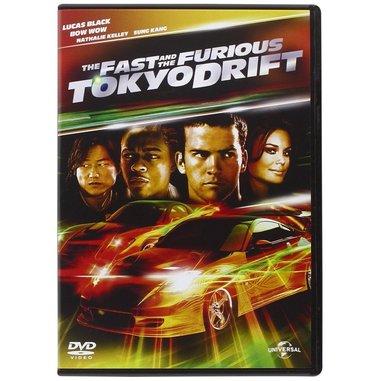 Fast and Furious - Tokyo Drift (DVD)