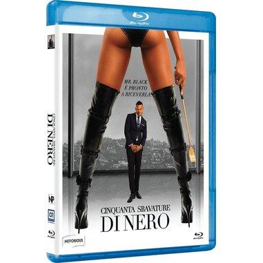 Cinquanta sbavature di nero (Blu-ray)