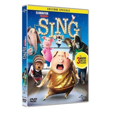 Sing - edizione speciale (DVD)