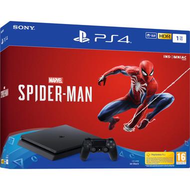 Sony Playstation 4 1TB + Marvel's Spider-Man