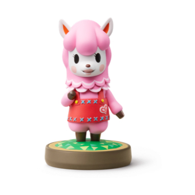 Nintendo amibo Reese
