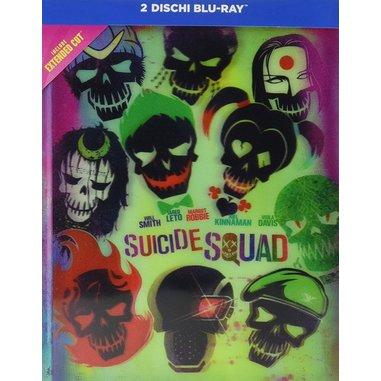 Suicide squad - digibook (Blu-ray)