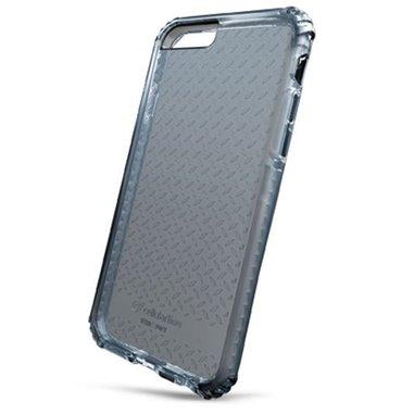 Cellularline Tetraforce Shock-Twist - iPhone 8/7 Custodia con doppio livello di protezione contro urti e cadute Nero