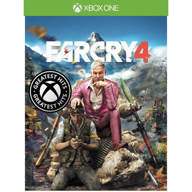 Far Cry 4 - greatest hits XBox One