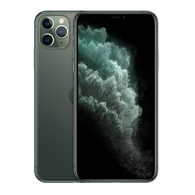 Apple iPhone 11 Pro Max 512 GB Verde