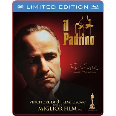 Il padrino (Blu-ray + DVD)