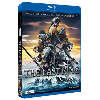 The last king (Blu-ray)