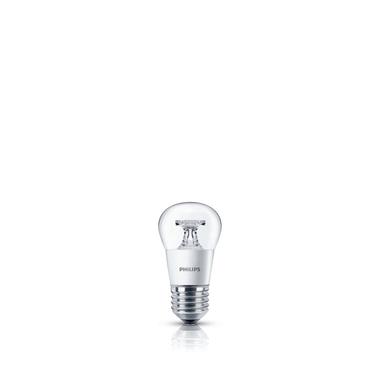 Philips Lampadina LED, attacco E27, 5W equivalente a 40W