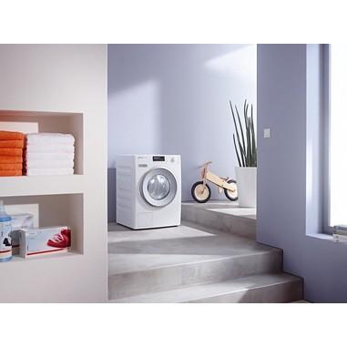 Miele WMB120 WCS Libera installazione Carica frontale 8kg 1600Giri/min A+++ Bianco lavatrice