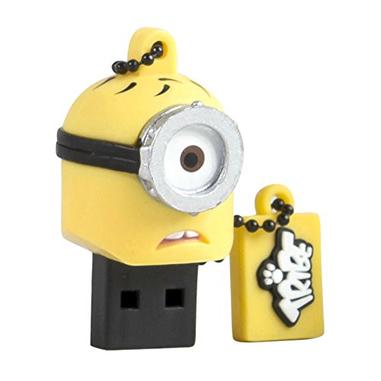 Tribe Minion Carl 8GB USB 2.0 8GB multi USB flash drive