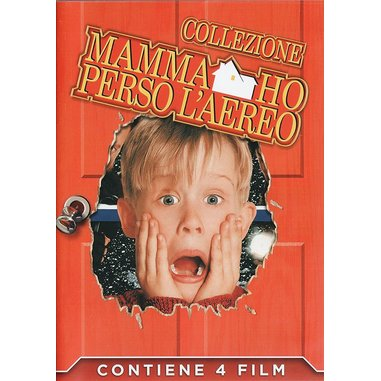 Mamma ho perso l'aereo collection (DVD)