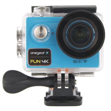 Onegearpro Fun 4K Wi-Fi fotocamera per sport d'azione 4K Ultra HD 12 MP