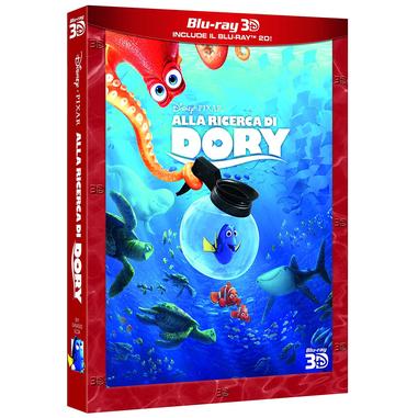 Alla Ricerca Di Dory (Blu-ray)