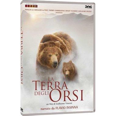 La terra degli orsi (DVD)