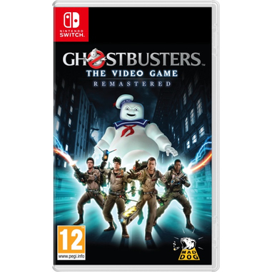 Ghostbusters The Video Game remastered, Switch