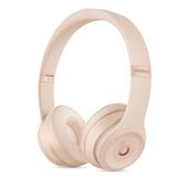 Beats Beats Solo3 Padiglione auricolare Stereofonico Con cavo e senza cavo  Oro. Cuffie senza fili 61cd3f7b746b