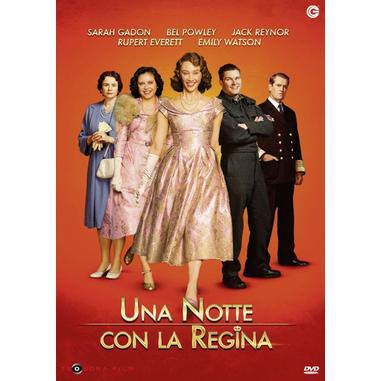 Una notte con la regina (DVD)