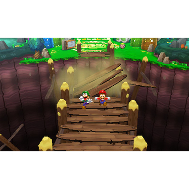 Mario & Luigi: Dream Team, Nintendo 3DS Selects