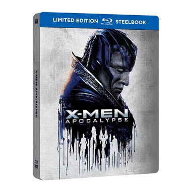 X-Men - Apocalisse, Blu-Ray