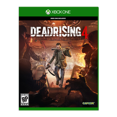 Dead Rising 4, Xbox One