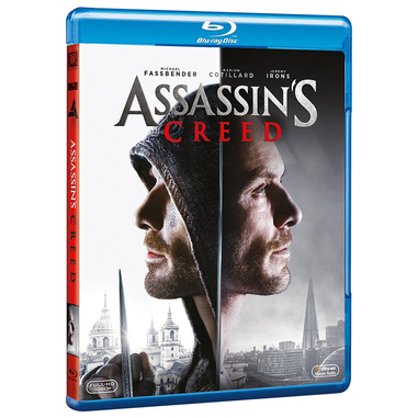 Assassin's Creed Blu-ray 2D